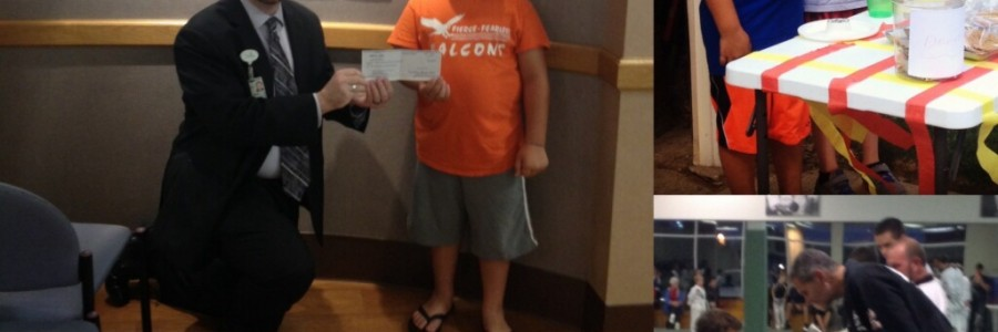 East Coast Martial Arts Student Raises $1000 for Cancer Research