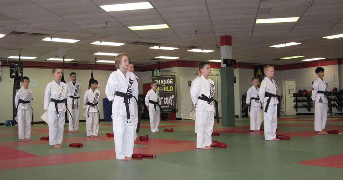 Mariah  Nick  Rick  LeeVanna April             Belen Goju Ryu Karate NWSMA
