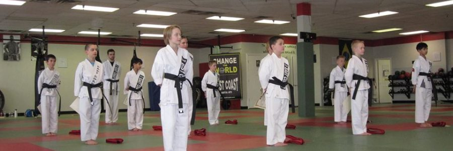 12 Students Test for Black Belts at East Coast Martial Arts