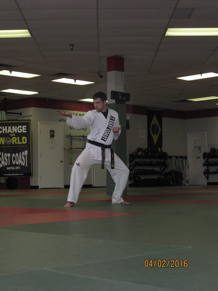 black belt test.travis