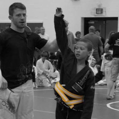 Kid's Brazilian Jiu-Jitsu